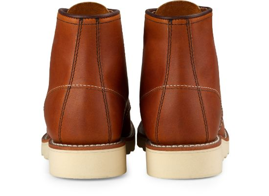 WOMENS 6-INCH MOC 3375 - ORO LEGACY - The Populess Company