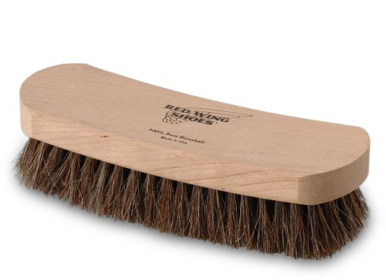 Red Wing Boot Brush - The Populess Company