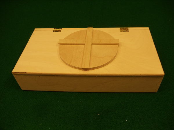 Bible and Parousia Box (Made to Order)