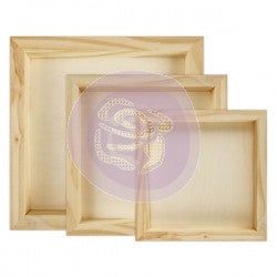 Archival Case Wooden Tray Set 2 655350941765