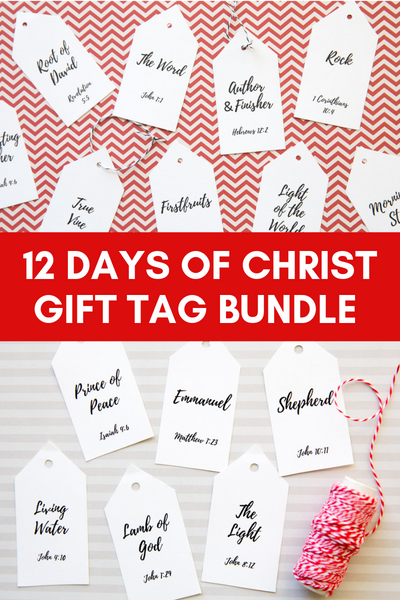 12 Day of Christ Bargain Bundle
