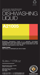 ZL320 - Dishwashing Liquid