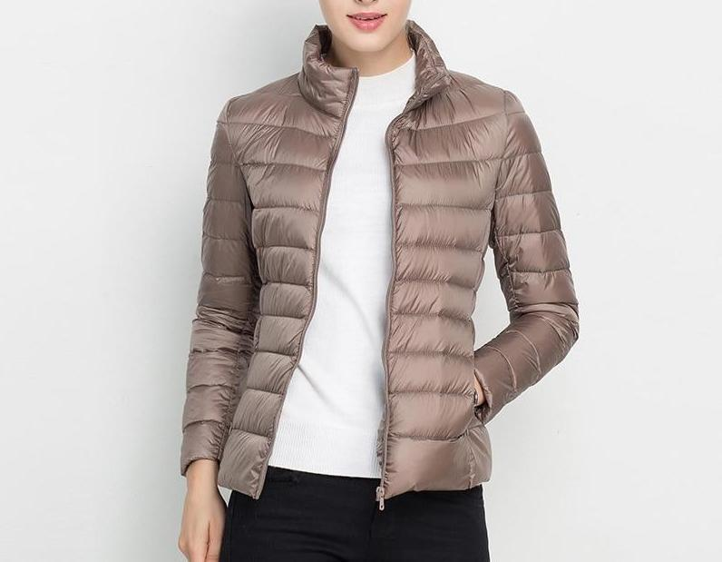 Alicia Ultra Light Winter Jacket - Shusha chic