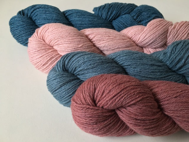 Luna by Permin - Spring - 100% uld - Recycled (100%) - 175 m / 50 g