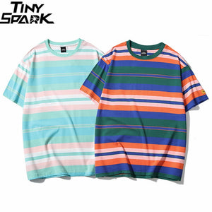 """Tink Spark""Striped T-Shirt"