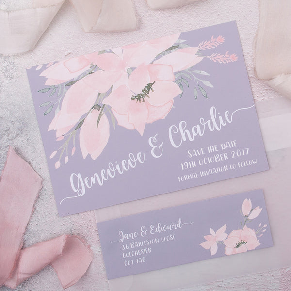 Ethereal Classic Save the Date