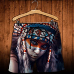 3D Printed Native American Girl Clothes