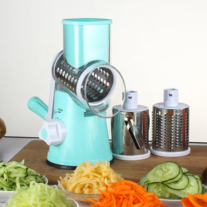 Manual Potato Carrot Plastic Slicer/Grater
