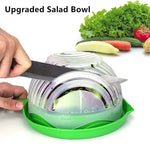 Wave Shape  60 Seconds Salad Cutter