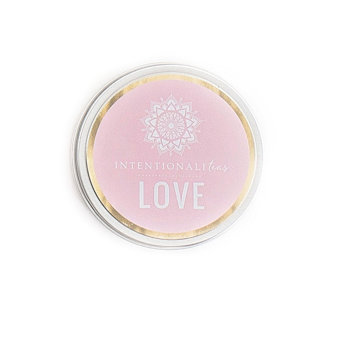 Aromatherapy Love Candle