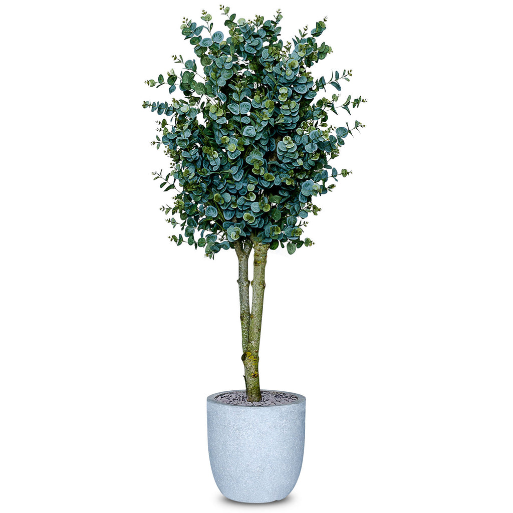 Artificial Eucalyptus Tree