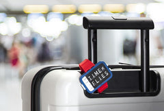 Ototo | Time Flies- Luggage Tag