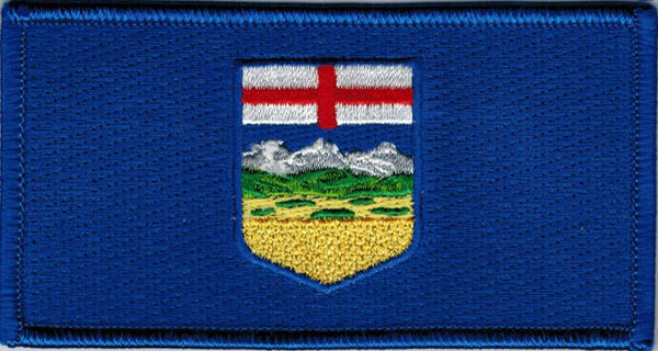 Alberta Provincial Flag Patch