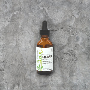 Living Hemp Extract Oil - 250 mg