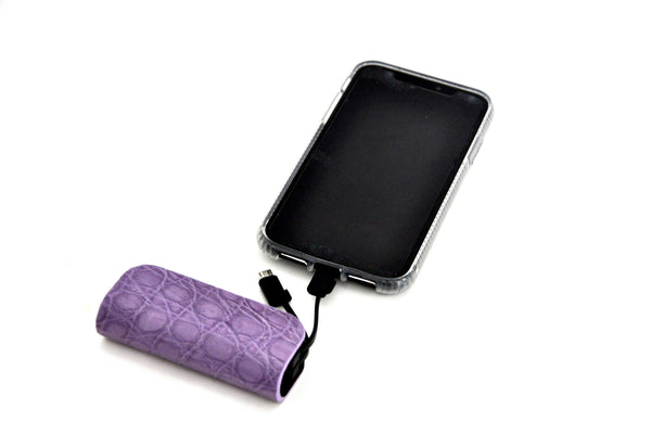 PORTABLE CHARGERS - ASSORTED COLORS