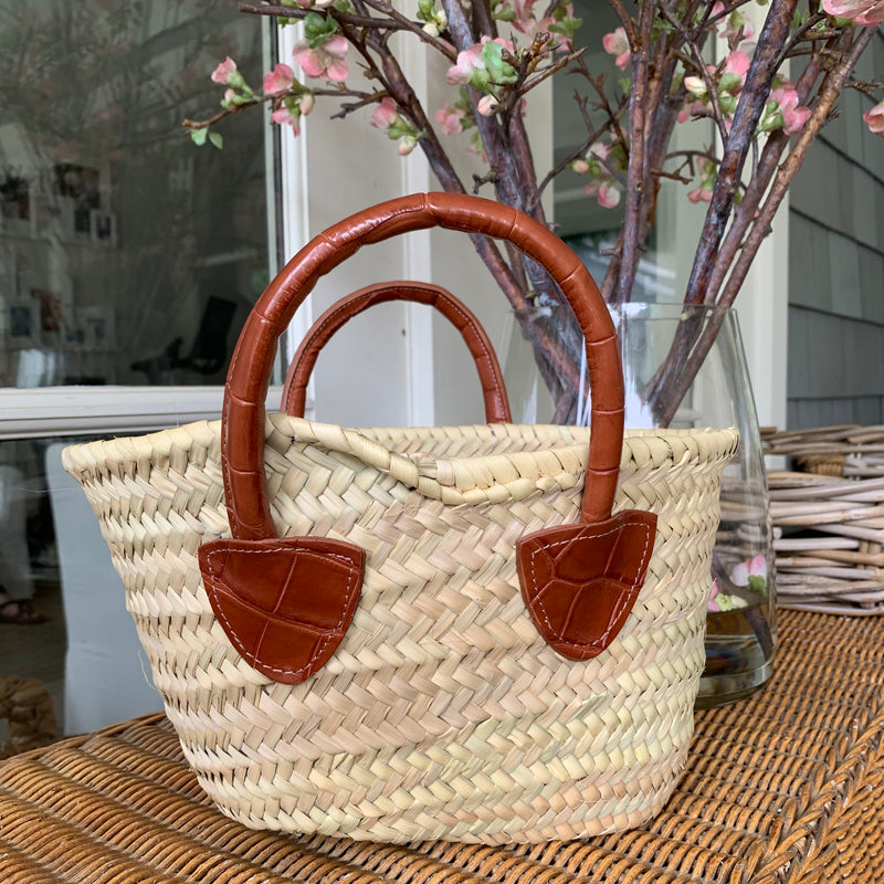 MINI FRENCH MARKET TOTES - IN STOCK NOW