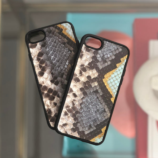 PYTHON INLAY CASE - IPHONE 7/8