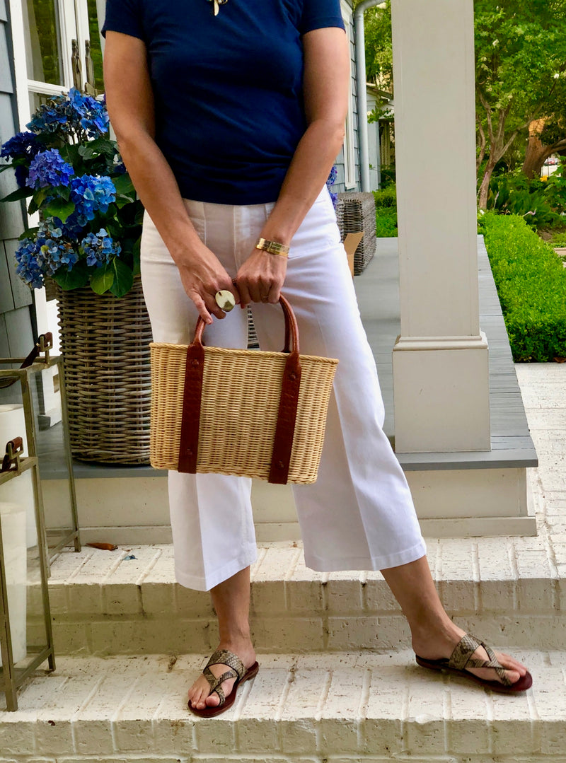 PALM BEACH TOTE - IN STOCK NOW