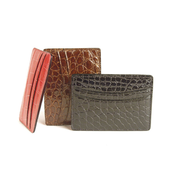 CREDIT CARD CASE - ASSORTED COLORS