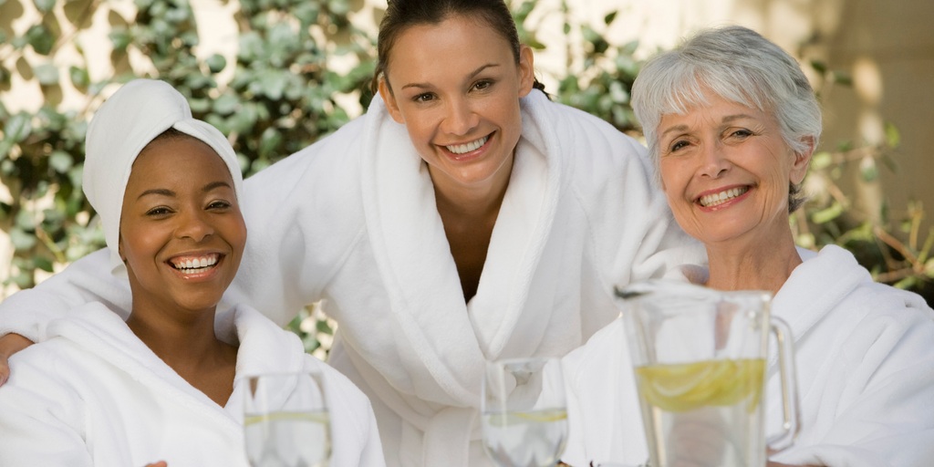 Mother's Day Spa Without Ever Leaving Home
