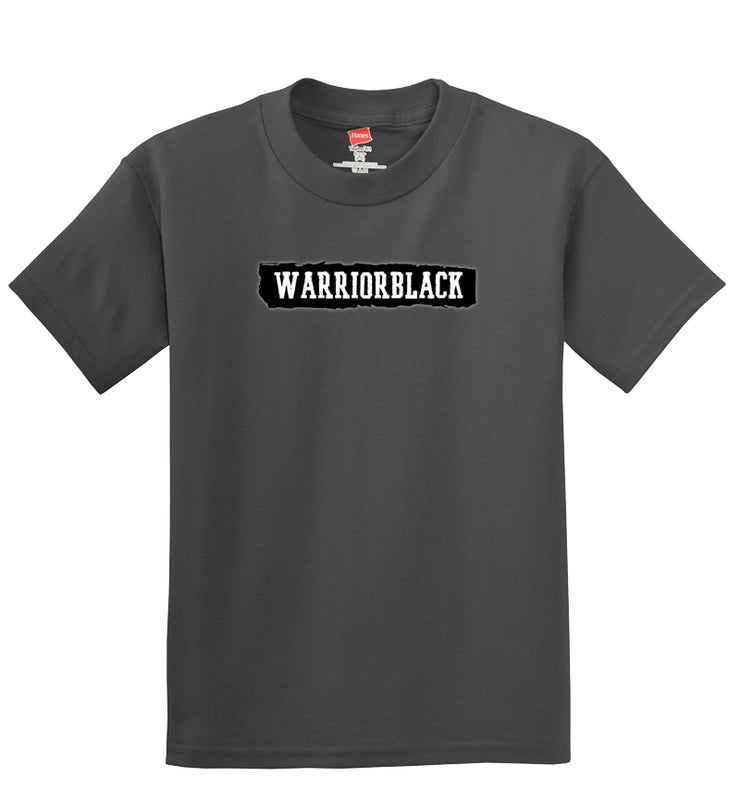 WARRIORBLACK Logo T-shirt Various Colors