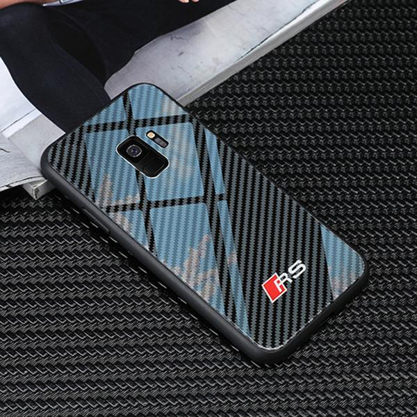 Audi RS Samsung Carbon Fiber Cases