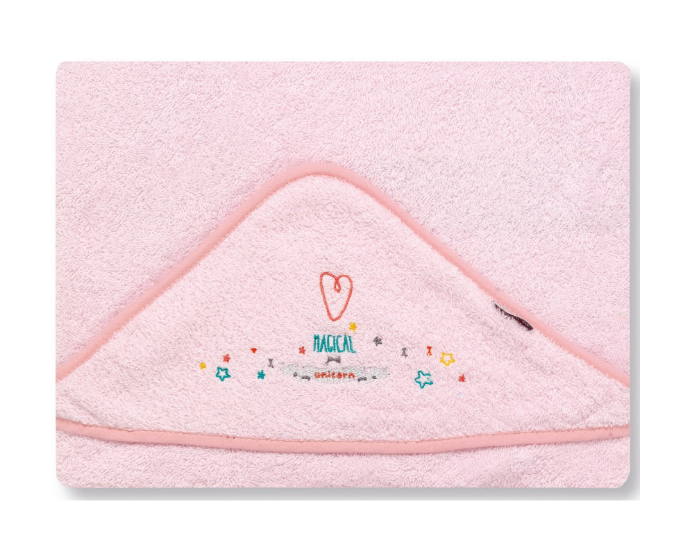 Magical Unicorn  <br>Hooded Towel - Mooney's