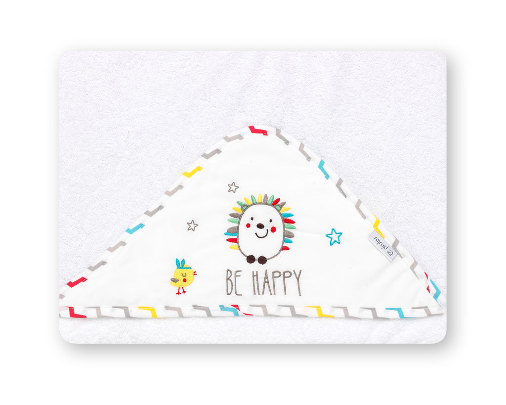 Happy Porcupine <br>Hooded Towel - Mooney's