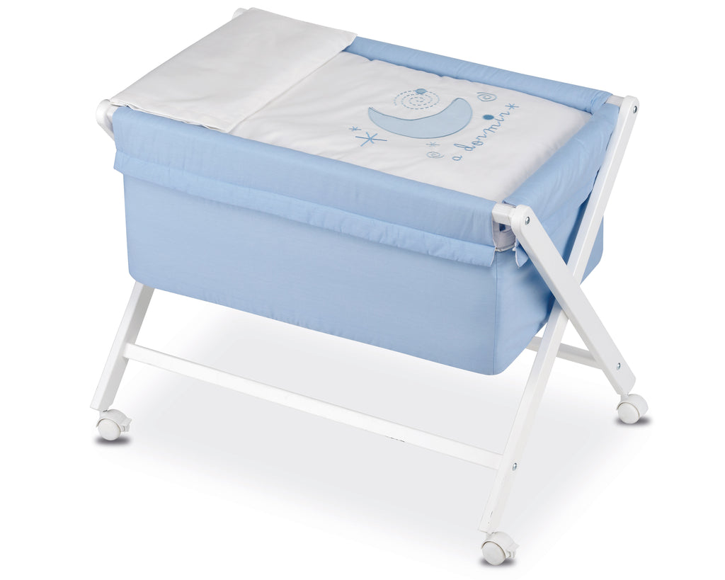 Sleepy Moon  <br>Folding Cradle - Mooney's