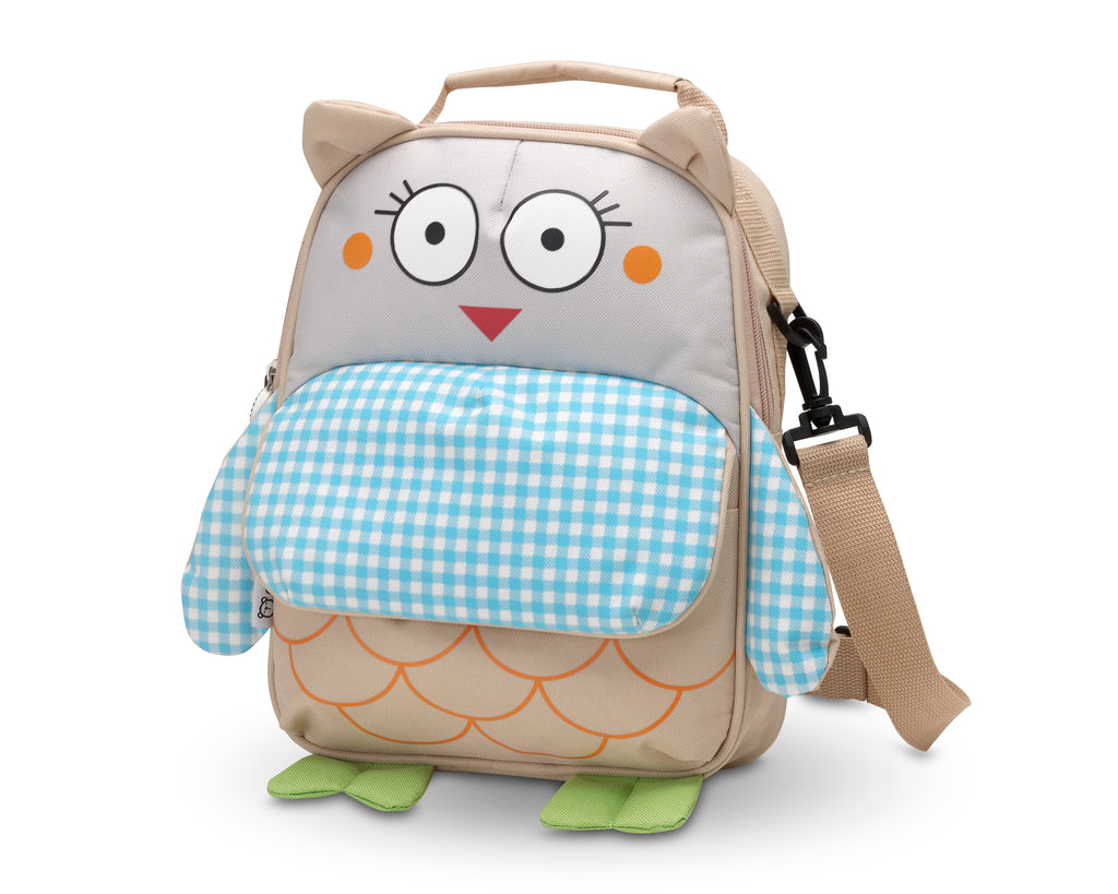 Owl  <br>Child-Sized Backpack - Mooney's