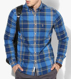 Combo of 4 New Fashionable Checked Regular Fit Casual Shirts