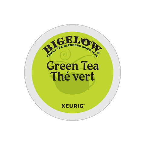 Bigelow Green Tea K-Cup® Recyclable Pods (Case of 96)