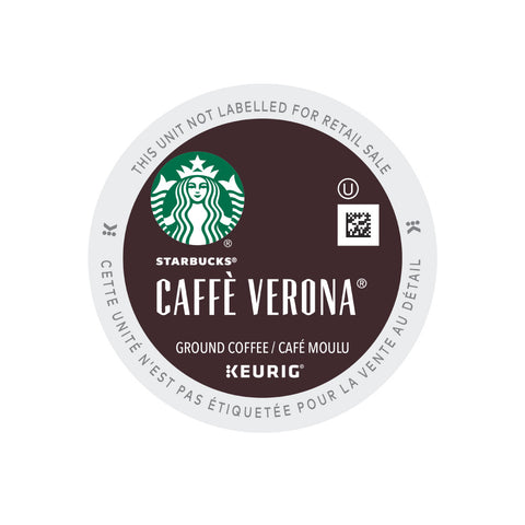 Starbucks Caffé Verona K-Cup® Pods (Box of 24)