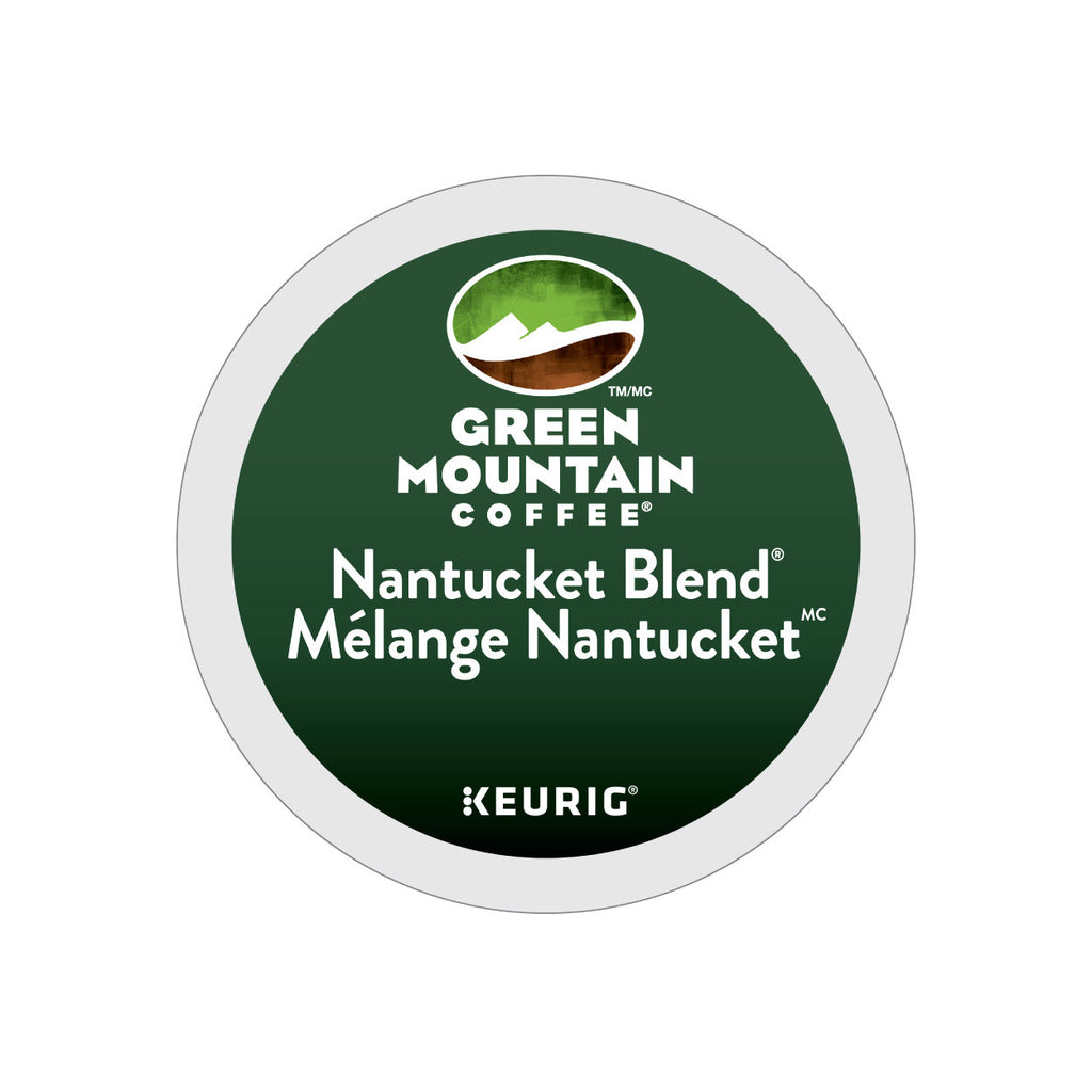 Green Mountain Nantucket Blend K-Cup® Pods (Case of 96)