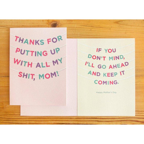 Here's To You On Your Birthday Card
