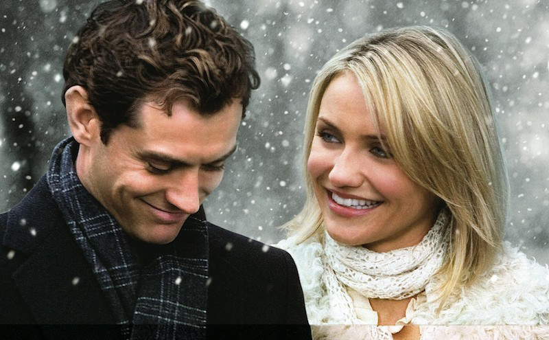 Cameron Diaz and Jude Law dandruff for ZitSticka