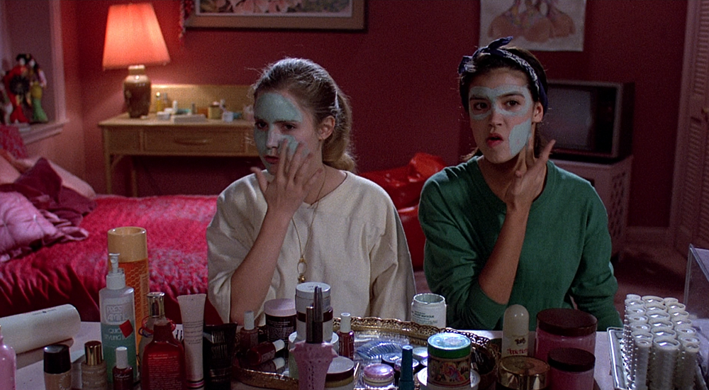 Fast Times at Ridgemont High skincare face mask