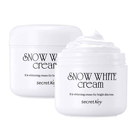 SNOW WHITE CREAM / CREMA BLANQUEADORA