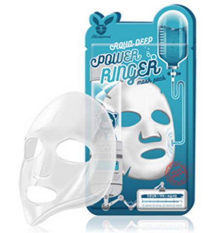 DEEP POWER RINGER MASK AQUA (BLANQUEADORA)