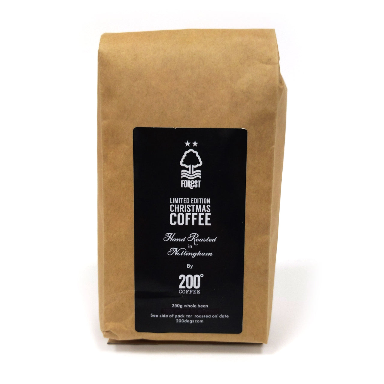 NFFC 200 Degrees Ground Coffee 250g - Nottingham Forest