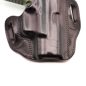 Belt Scabbard Gun Holster - Kramer Leather