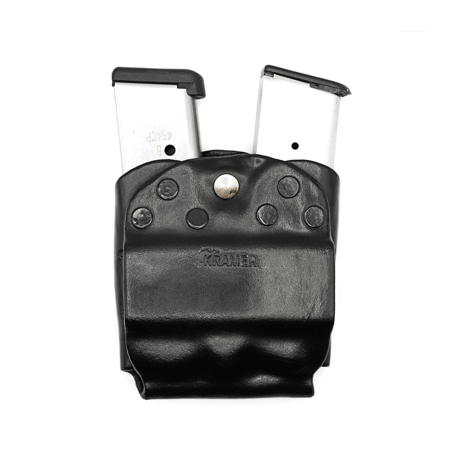 Double Magazine Pouch - Kramer Leather