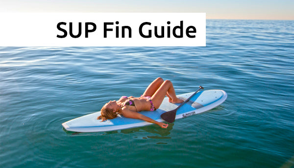 Ultimate Guide to Choosing the Right SUP Fin