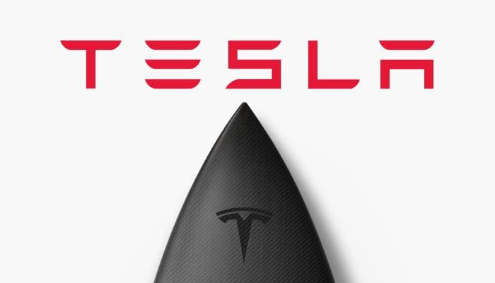 Tesla's $1,500 Surfboard? It's beautiful!