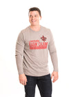 UNIVERSITY OF LOUISIANA AT LAFAYETTE Lafayette Ragin' Cajuns Men's Long Sleeve Tee