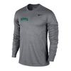 ST. MARY SCHOOL SMS Paw Nike Legends Men's L/S Shirt Carbon Heather