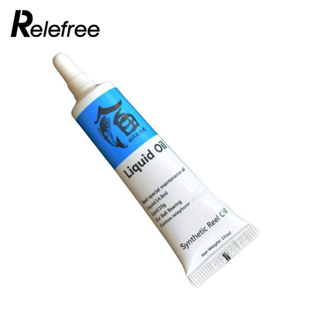 Lubricant Grease Reel Fat Oil Fishing Reels Special Grease Fish Wheel Universal Fishing Reels Tools