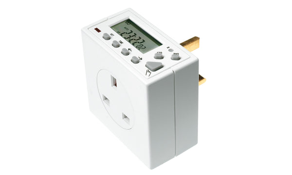 7 Day Compact Electronic Time switch