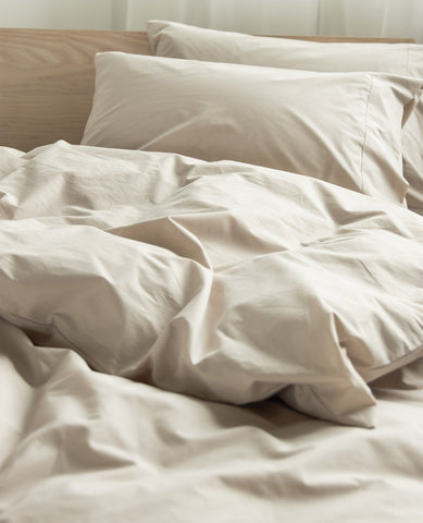 200 Thread Count Percale Sand