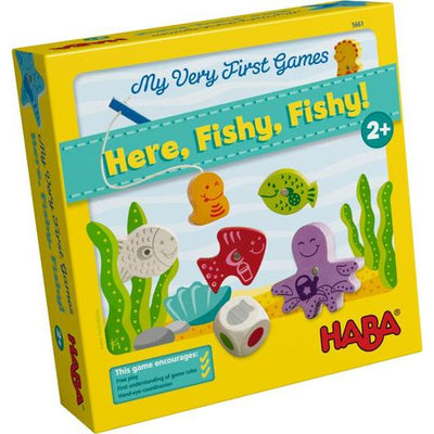 HABA My Very First Games - Here, Fishy, Fishy! 5661